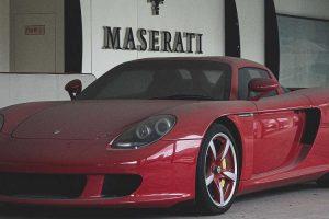 Concessionário abandonado da Ferrari e Maserati na China guarda três relíquias raras