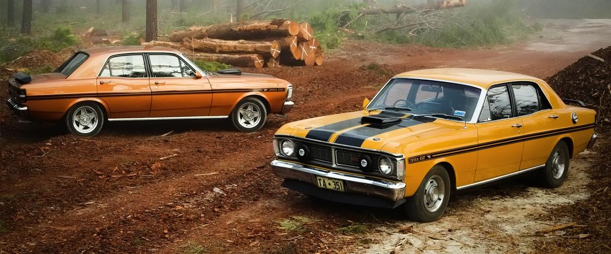 Jornal dos Clássicos - Ford XY Falcon GT, o muscle car australiano