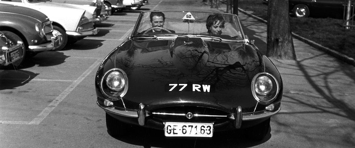 Jaguar Classic celebra os 60 anos do E-Type com edição de aniversário