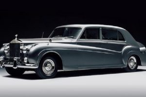 Lunaz Design electrifica Rolls-Royce clássicos