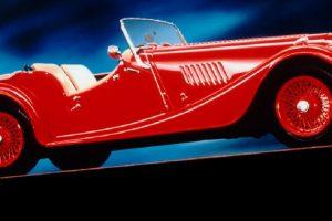 Morgan Plus 4, a evolução dos automóveis de quatro rodas do construtor britânico