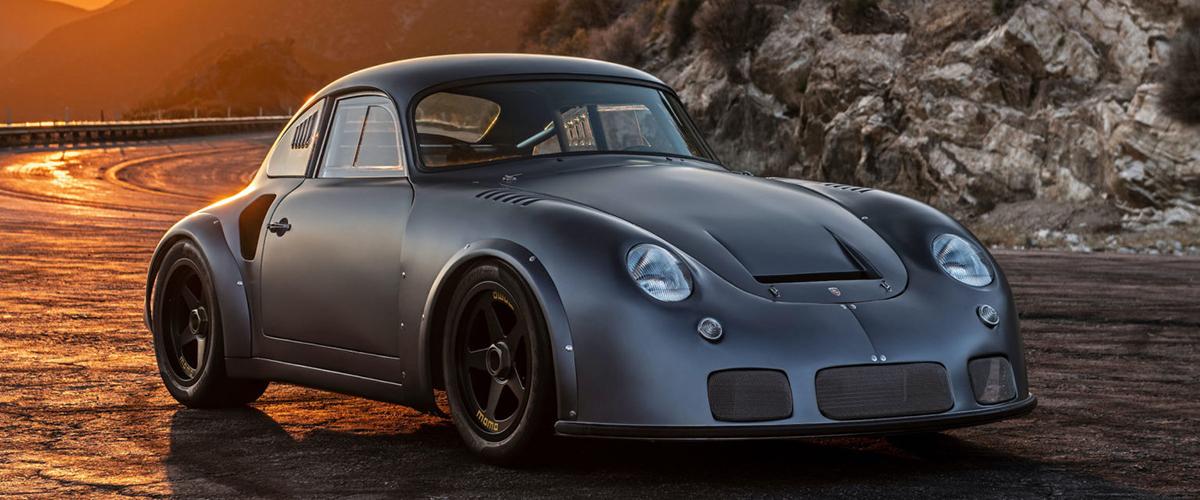 RM Sotheby's leva a leilão Porsche MOMO 356 RSR Outlaw