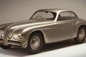 O 6C Villa d'Este, a mais elegante síntese do modo de conceber um automóvel