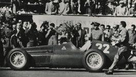 Alfa Romeo, a primeira marca a ganhar na Fórmula 1