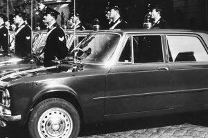 """Gazelle"" e ""Pantere"", as berlinas desportivas da Alfa Romeo ao serviço da lei"