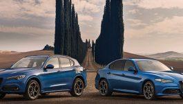 Alfa Romeo Giulia e Stelvio, a expressão de 110 anos de excelência italiana