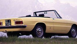 Alfa Romeo Duetto: O spider italiano conquista Hollywood