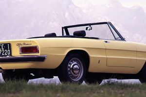 Alfa Romeo Duetto: O spider italiano conquista Hollywood