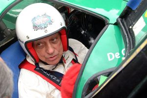 """Morreu """"Nicha"""" Cabral, o primeiro piloto português na Fórmula 1"""