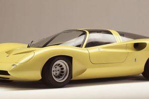 Alfa Romeo 33 Stradale, Carabo e Montreal: A revolução nas formas e nas cores