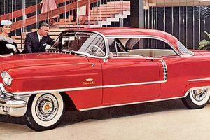 Os anúncios da Cadillac que exaltam glamour e elegância
