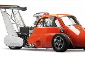 Os motores mais estranhos montados no BMW Isetta