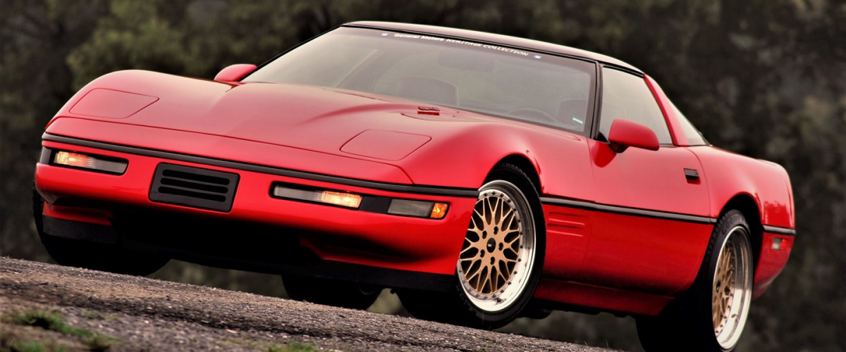 Corvette ZR-12: Quando a GM quis ultrapassar o Dodge Viper em número de cilindros