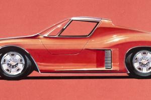 Como poderia ter sido o Ford GT40