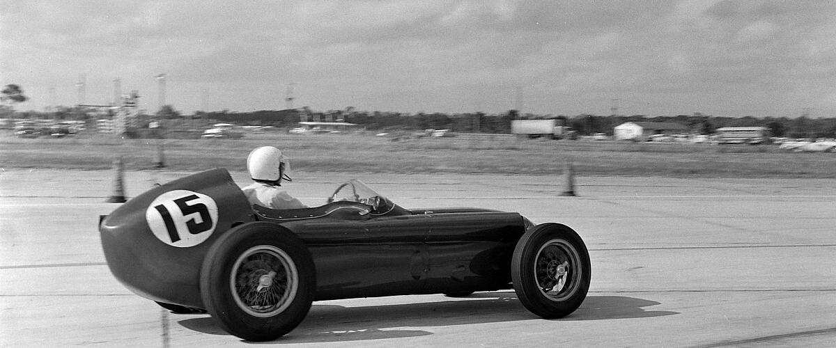 Morreu Fritz d'Orey, o luso-brasileiro que chegou à Fórmula 1