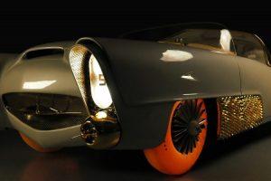 Golden Sahara II, o exuberante automóvel que esteve desaparecido mais de 50 anos
