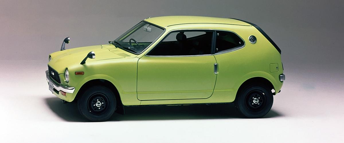 Honda Z, o modelo de linhas desportivas com base no N600
