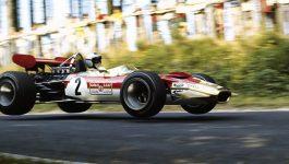 Jochen Rindt: Rei ausente na coroação
