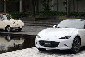 """Mazda MX-5 já está disponível na edição especial """"100th Anniversary"""""""