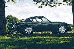 Porsche 356 Zagato Coupé, o modelo que esteve 60 anos em construção