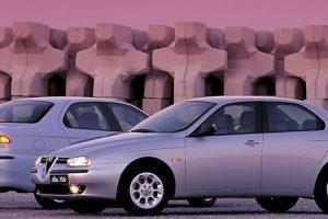 Alfa Romeo 156: Design, temperamento desportivo e inovação