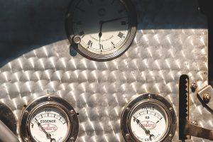 O Bugatti 35B Grand Prix do Museu do Caramulo no Circuito de Zolder