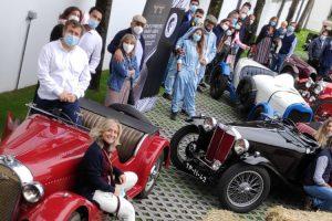 Carros de corrida pré-guerra já têm clube em Portugal