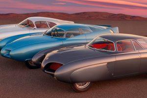 Icónicos Alfa Romeo B.A.T. leiloados por 14,8 milhões de dólares