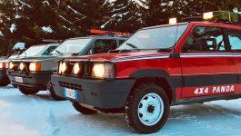 Fiat Panda 4x4: O todo-o-terreno Alpino