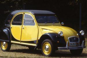 Citroën 2CV Charleston celebra 40 anos