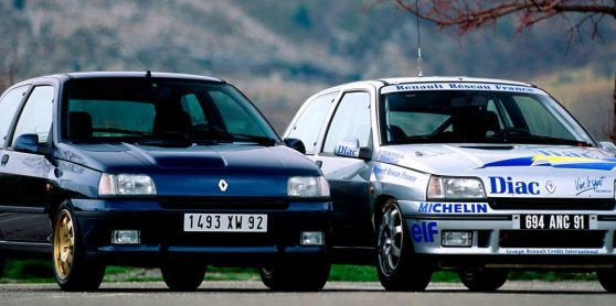 Renault Clio Williams, o