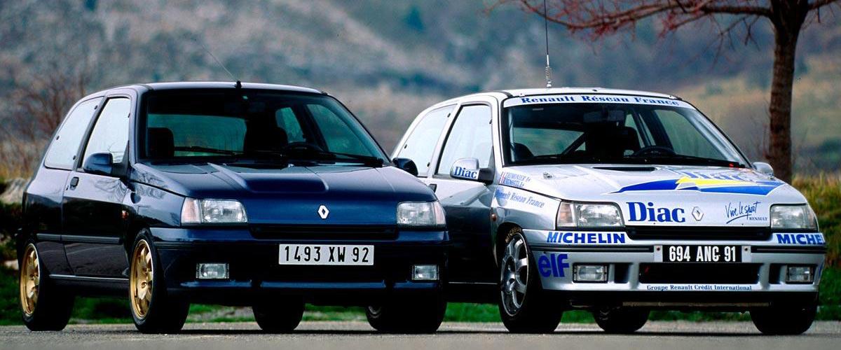 Renault Clio Williams, o