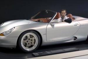 Porsche Boxster: O protótipo de ouro
