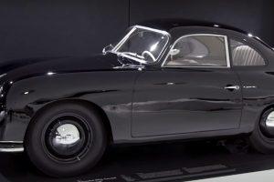 """Porsche 356 Coupé """"Ferdinand"""": O automóvel que deu um avanço em Le Mans"""