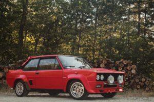 Fiat-Abarth 131 Rally: Uma lenda italiana dos ralis