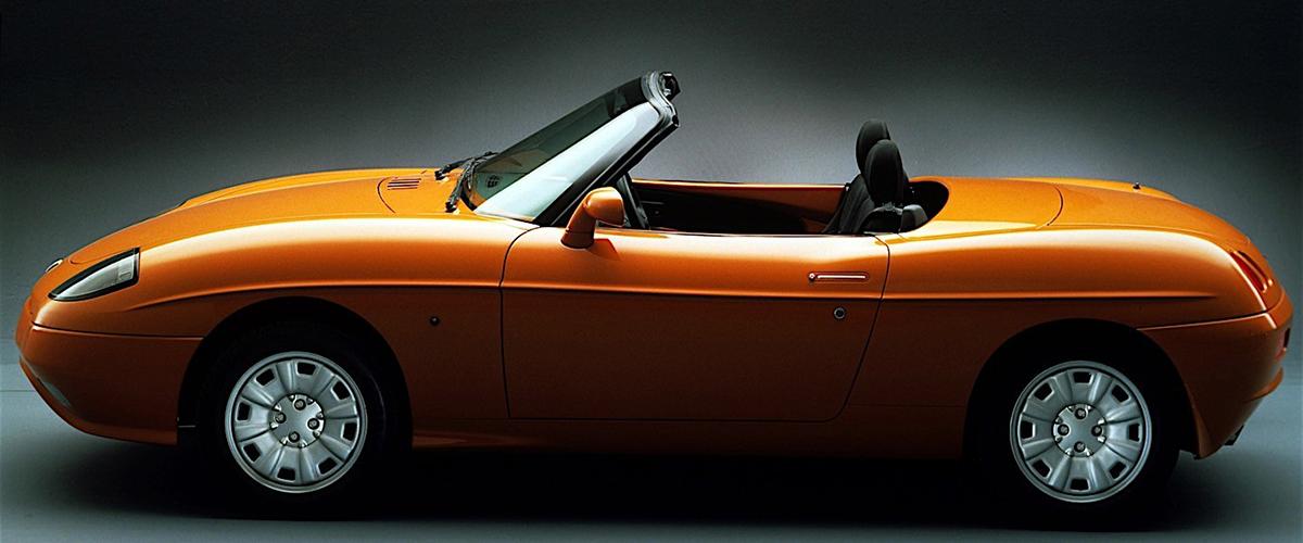 Fiat Barchetta: Una macchina semplice