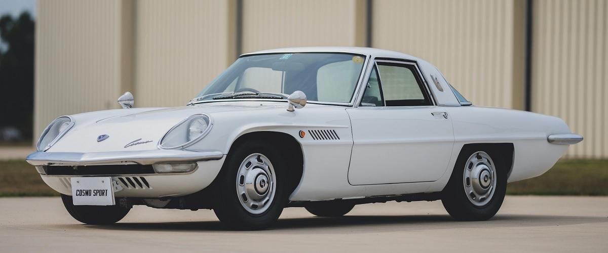 RM Sotheby's leva a leilão um raro Mazda Cosmo Sport