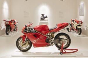 Museu Ducati reabre a tempo inteiro e retoma visitas à fábrica
