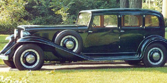 Peerless V16 Murphy Sedan, o protótipo que marcou o fim da produção da marca de luxo americana