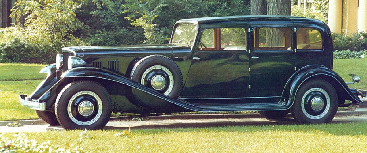 Peerless V16 Murphy Sedan, o protótipo que marcou o fim da produção da marca de luxo