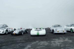 Os cinco Porsche mais leves de sempre