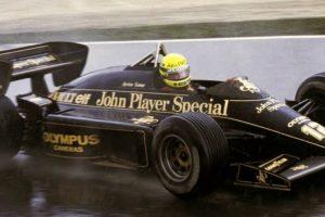 A primeira vitória de Ayrton Senna no Grande Prémio de Portugal