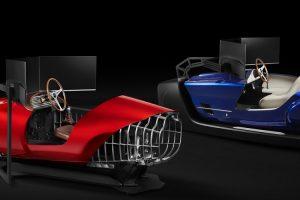 TCCT eClassic, a experiência de um automóvel clássico no mundo virtual