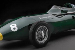 A icónica equipa de F1 Vanwall está de regresso com uma Continuation Series