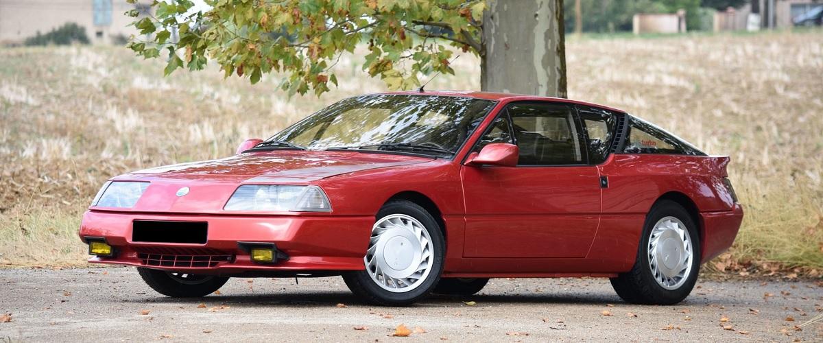 Artcurial leva raro Alpine GTA V6 Turbo Mille Miles a leilão