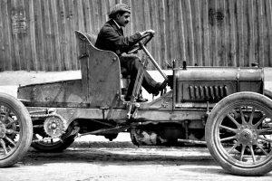 Snapshot: O desporto motorizado no início do século XX