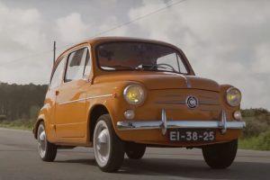 Fiat 600: Um restauro de pai e filho