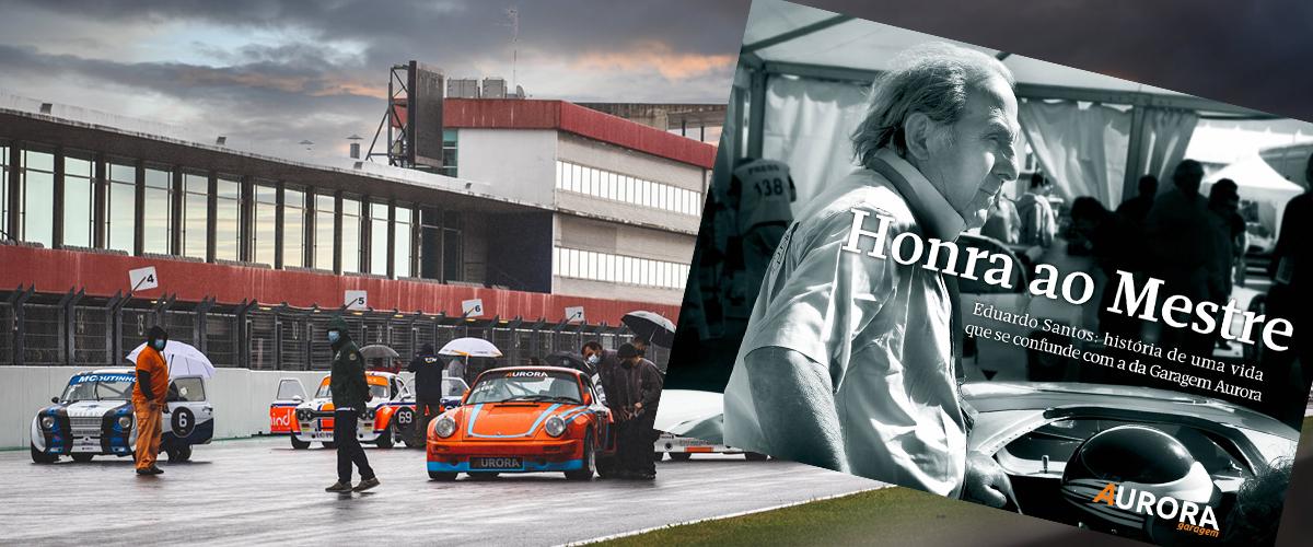 Biografia de Eduardo Santos: A história de vida que se confunde com a da Garagem Aurora