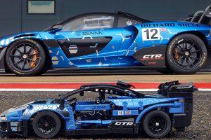 O renascer de um ícone: o novo LEGO Technic McLaren Senna GTR