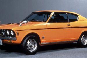 Mitsubishi Galant GTO, o automóvel japonês inspirado pelos americanos